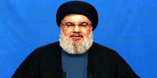 پیام دبیرکل حزب الله لبنان به رهبر انقلاب