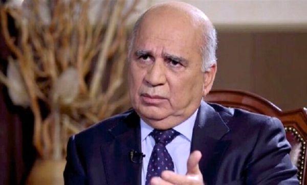 وزیر خارجه عراق وارد مصر شد