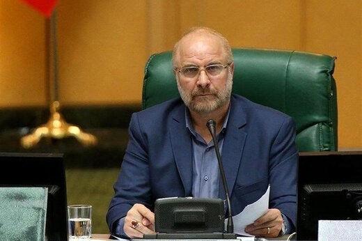 بی توجهی قالیباف به نامه وزیر بهداشت درباره تعطیلی مجلس به دلیل شیوع کرونا