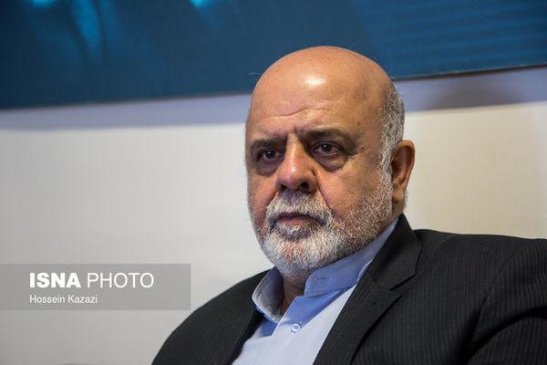 واکنش سفیر ایران در عراق به ورود زائران ایرانی از طریق کردستان عراق