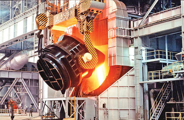 همکاری غولهای بزرگ فولادی جهان