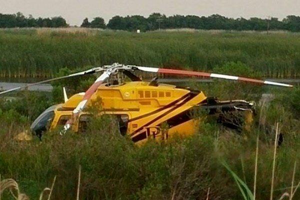 سقوط یک فروند بالگرد در ایالت آلاسکا/پنج تن کشته شدند