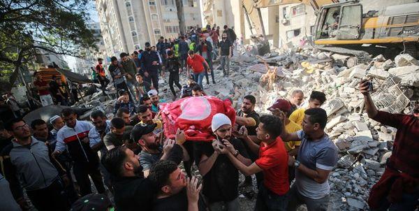 درخواست عفو بینالملل برای رسیدگی به جنایات جنگی رژیم صهیونیستی در غزه
