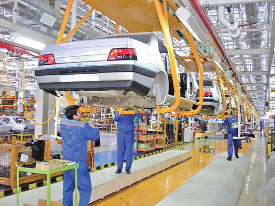 شروع مثبت خودروسازان