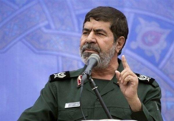 سردار شریف: تلاش برای کتمانِ افول آمریکا بیفایده است