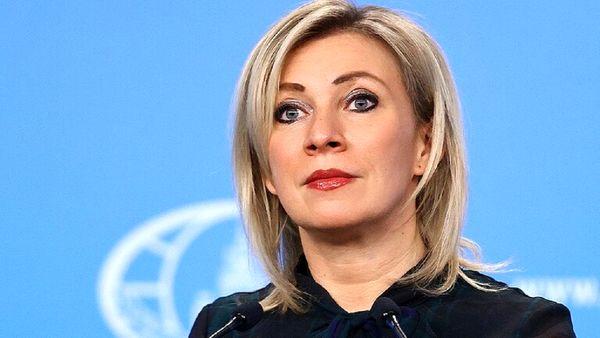 واکنش زاخارووا به خواستگاری یک خبرنگار