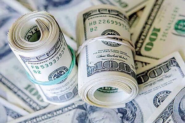دلار بر سقف 18 روزه