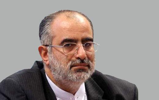 کنایه معنادار حسام الدین آشنا به قالیباف