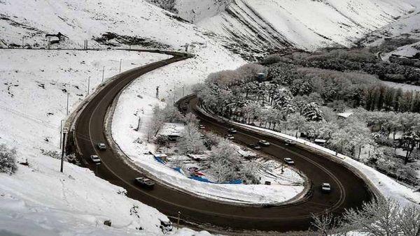 جاده هراز مسدود می شود