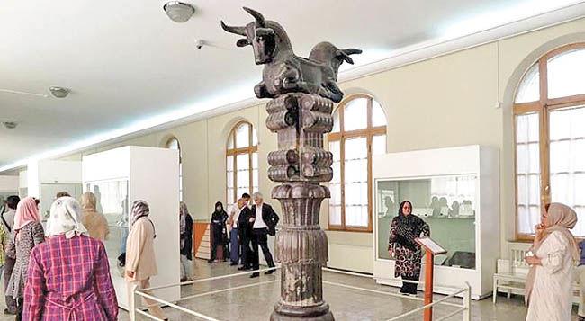 «ایذه» موزه شد