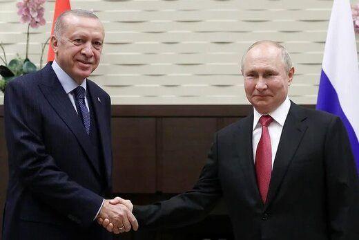 جزئیات دیدار پوتین و اردوغان