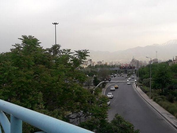 وضعیت ترافیکی پایتخت در اولین روز تعطیلات ۶ روزه