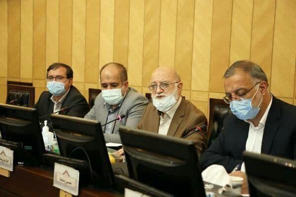 قول شهردار تهران برای جمعآوری معتادان متجاهر از سطح شهر