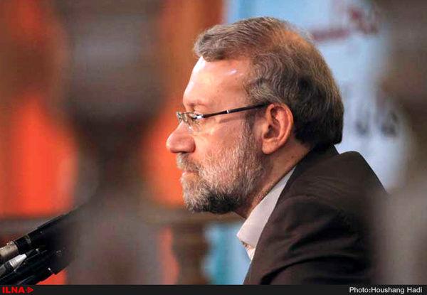 دعوت از لاریجانی برای حضور در انتخابات 1400