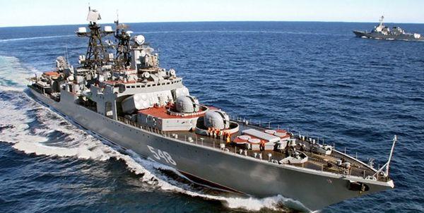 روسیه ناوگان دریایی خود را در مدیترانه تقویت کرد