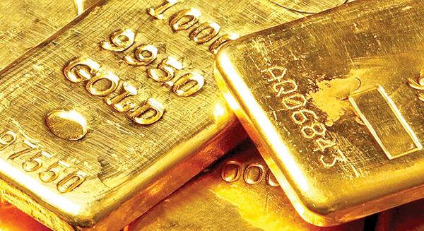 ریزش بیش از یک درصدی طلا در یک روز