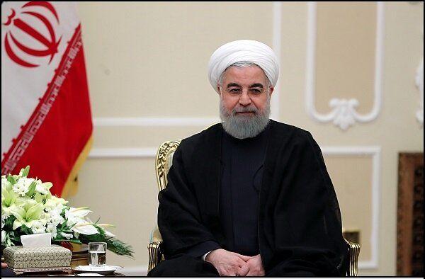 روحانی فرا رسیدن روز جمهوری هند را تبریک گفت
