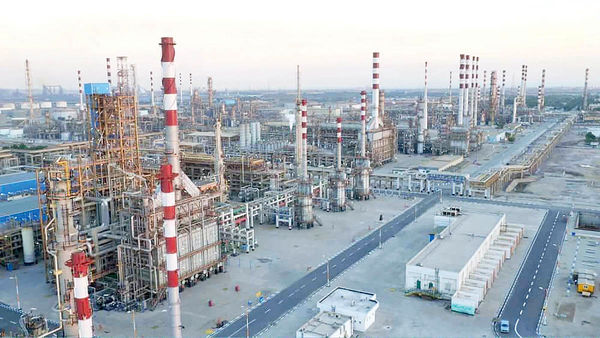 افزایش ظرفیت پالایش نفتخام