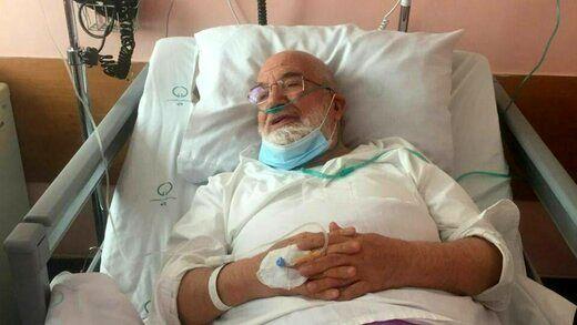 وضعیت جسمانی مهدی کروبی پس از عمل جراحی