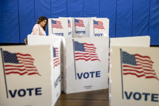 افشاگری مجری فاکسنیوز از فهرست افراد متوفی که رای دادهاند