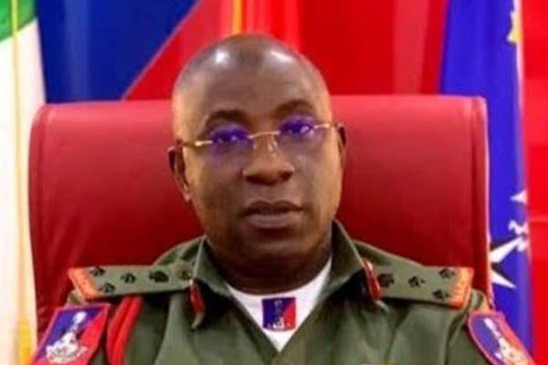 ژنرال ارتش نیجریه ترور شد
