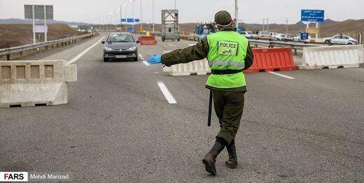 ۴۴۰ هزار راننده متخلف در4روز گذشته جریمه شدند