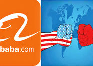 عدم تحقق وعدههای علیبابا به علت جنگ تجاری چین و آمریکا