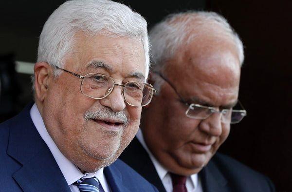 محمود عباس به بشار اسد پیام تبریک فرستاد