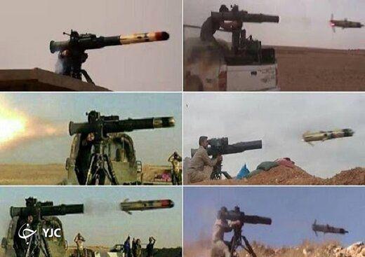 سلاح مرگبار سپاه که قدرت نظامی ایران را به رخ میکشد + تصاویر