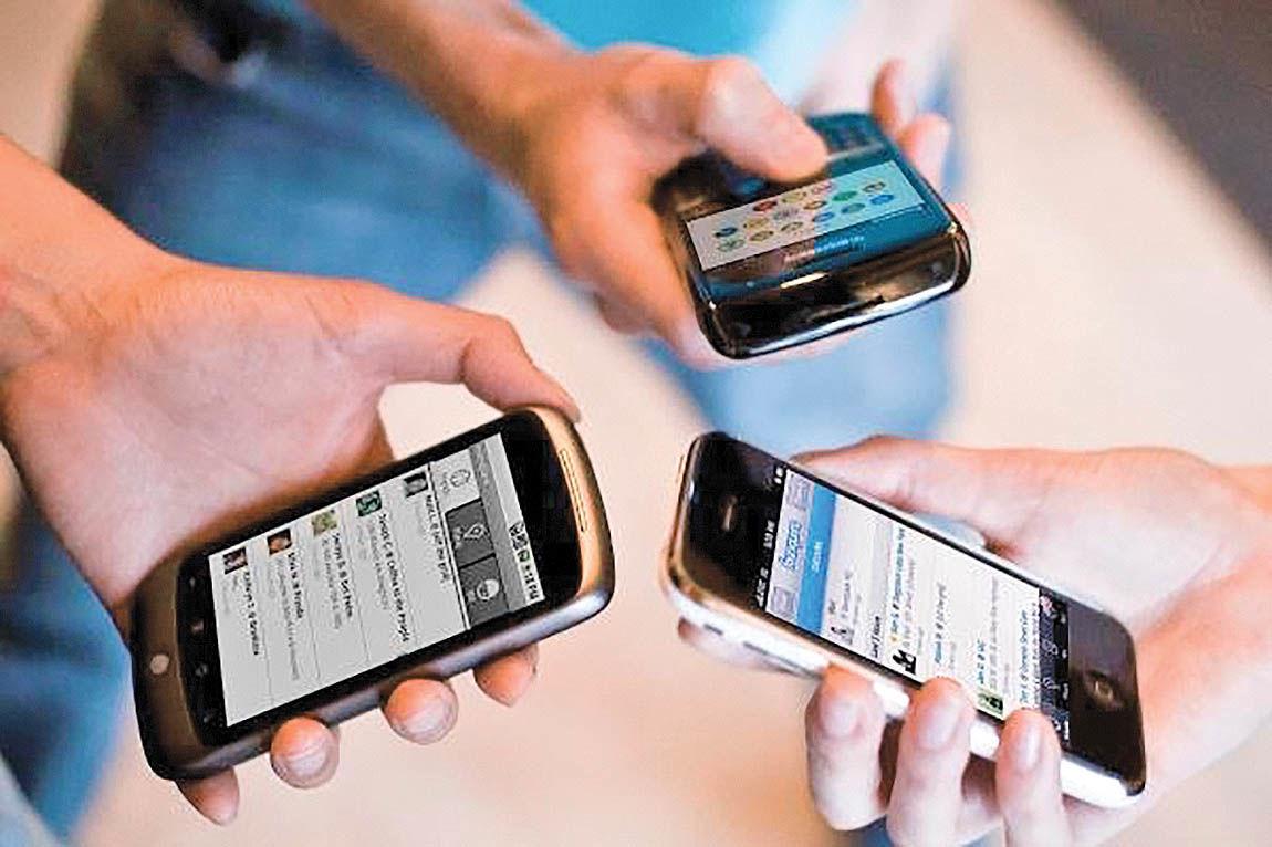 کاربر اینترنت موبایل: 62 میلیون مشترک