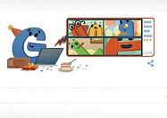 گوگل تولد 22 سالگی خود  را جشن گرفت