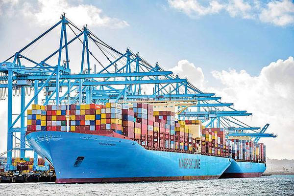 تلاش غول حملونقل دریا  برای خروج از بحران