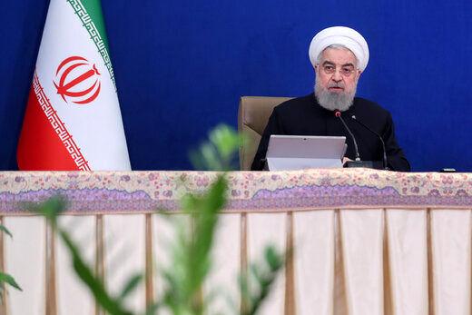 روحانی: راه جبران را برای آمریکا باز گذاشته ایم