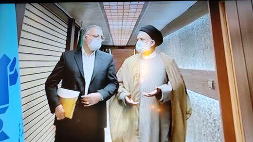 حملات زاکانی به دولت روحانی در دومین مناظره