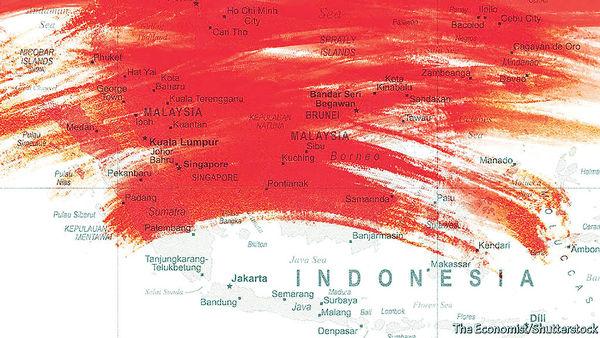 تشدید نبرد غولها در آسیا