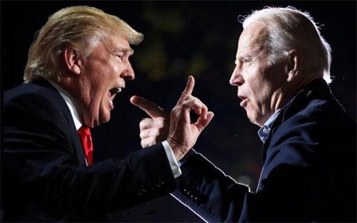 نارضایتی ستاد انتخاباتی ترامپ از اولین مناظره او با بایدن