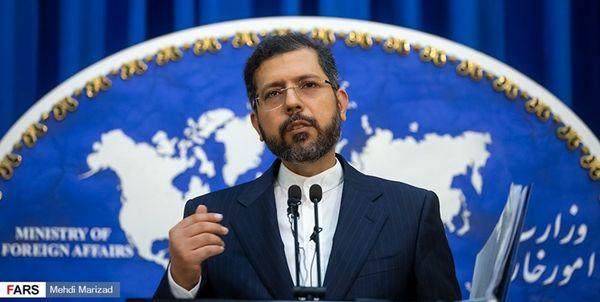 خبر خطیبزاده از برگزاری نشست آتی وزرای خارجه ۶ کشور همسایه در تهران