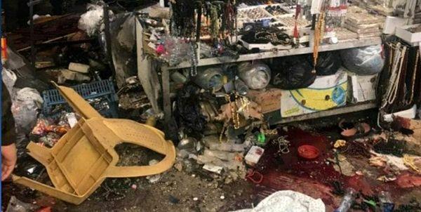 دستگیری اعضای باند تروریستی عامل انفجار در کاظمین