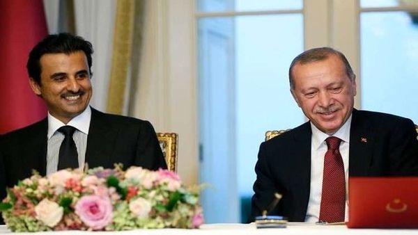 امیر قطر سرنوشت پایگاه ترکیه را مشخص کرد