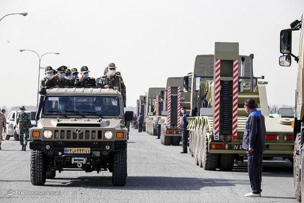 این تانکبرهای قدرتمند ایرانی توانایی نظامی کشور را به رخ جهان کشید + عکس