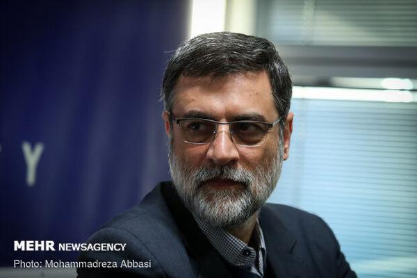 قاضیزاده هاشمی در انتخابات 1400 ثبت نام کرد