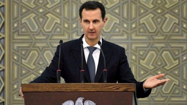 بشار اسد خواستار مبارزه با فساد شد