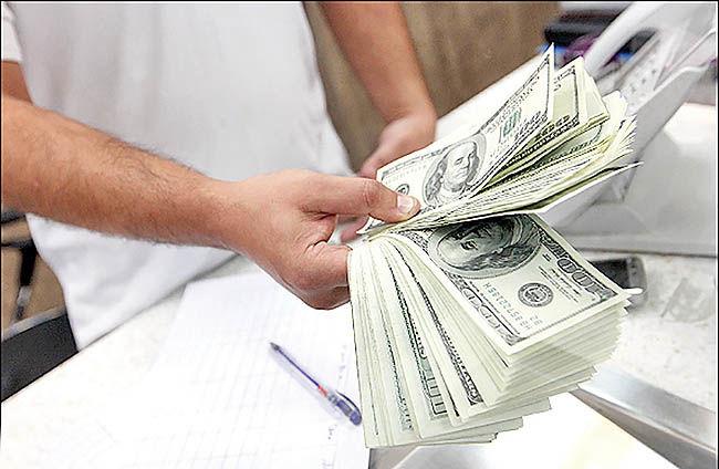 الگوی 10 روزه نوسان دلار