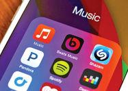 معروفترین اپلیکیشنهای پخش آنلاین موسیقی