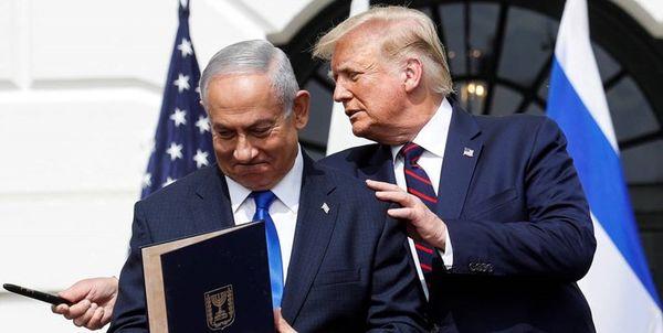 سیگنال نتانیاهو به ترامپ در آستانه انتخابات