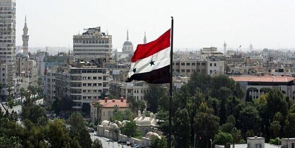 اعتراض سوریه و روسیه به آمریکا