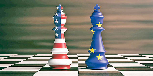 کمین اروپایی علیه ترامپ