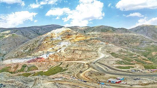 هدفگذاری تولید 8/ 1 تن طلا در سال آینده