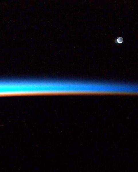 آژانس فضایی اروپا با این عکس عید فطر را تبریک گفت