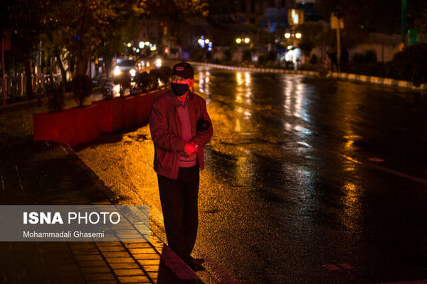 افزایش نگرانی تهرانیها از کرونا